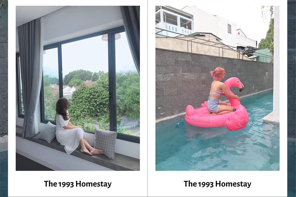 the 1993 homestay