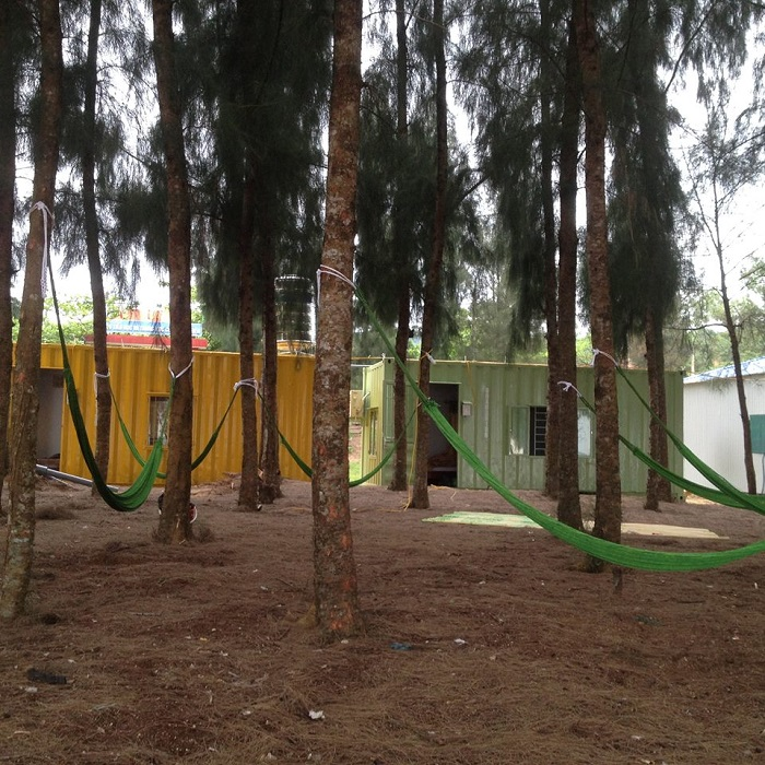 homestay container co to 1
