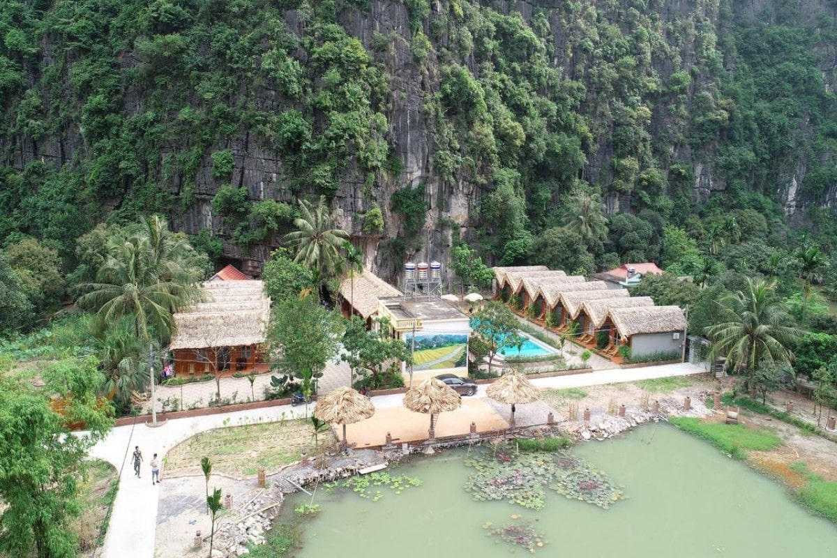 Tamcoc Valley homestay