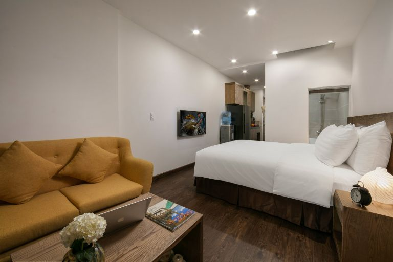 Deluxe Serviced Apartment   homestay Bình Thạnh