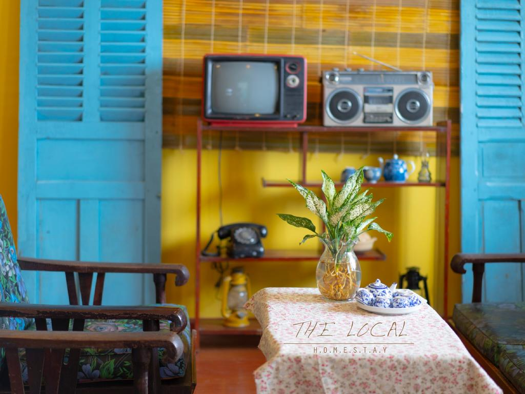 Deluxe Apartment with City Central View - Homestay quận 4