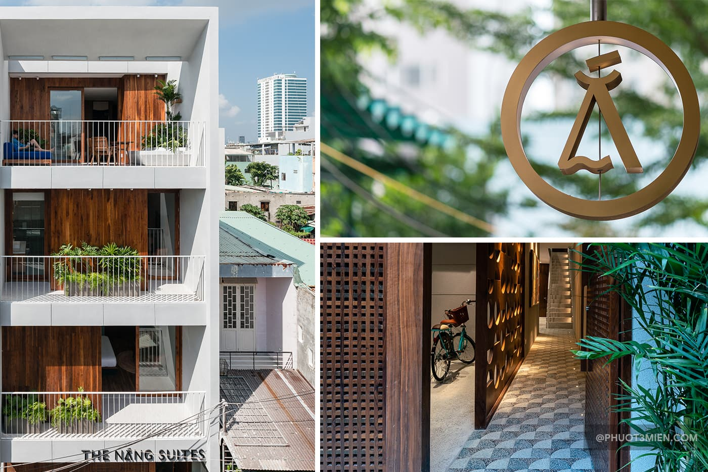 the nắng suites