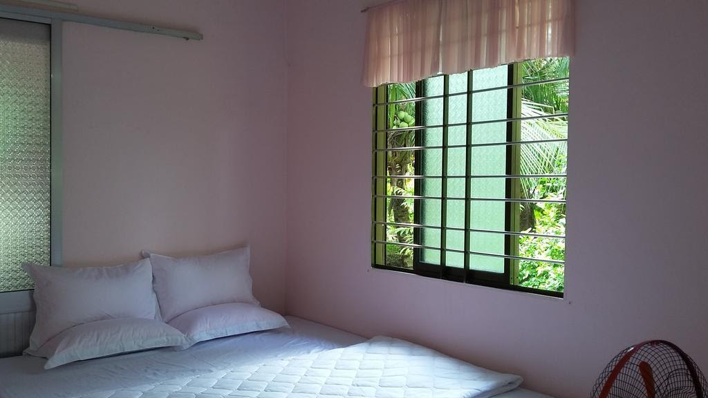 phòng ngủ Mekong Life Discovery Welcome - Plus Homestay