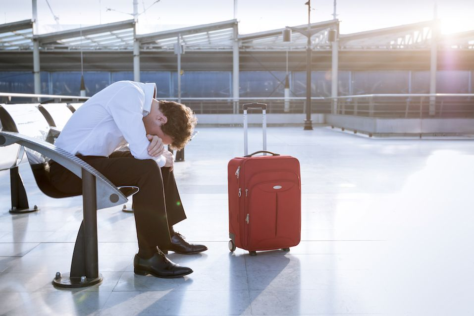 WHAT TO DO IF YOU MISS YOUR FLIGHT???