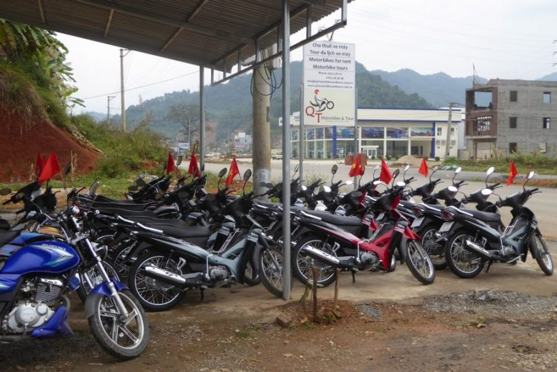 QT Motorbikes and Tours