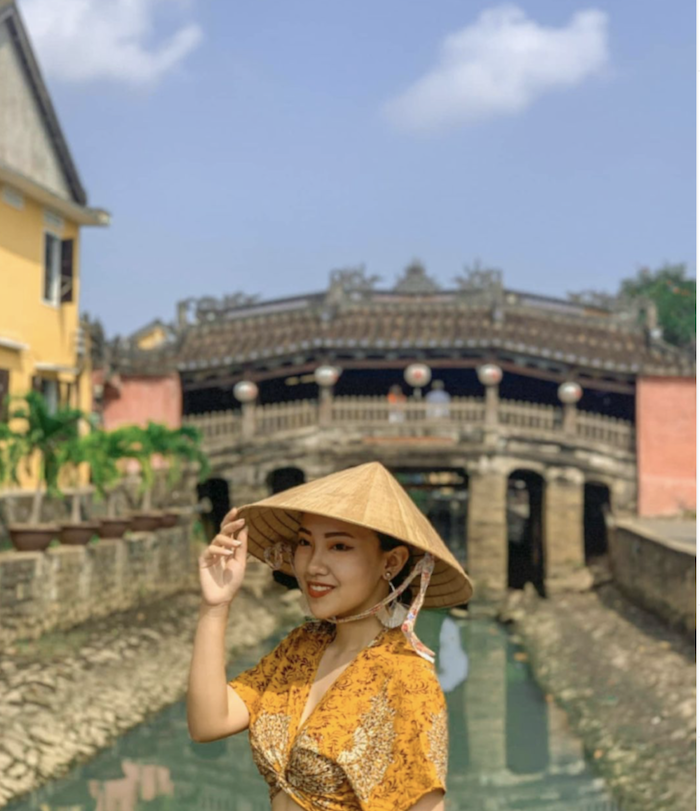 check in hội an
